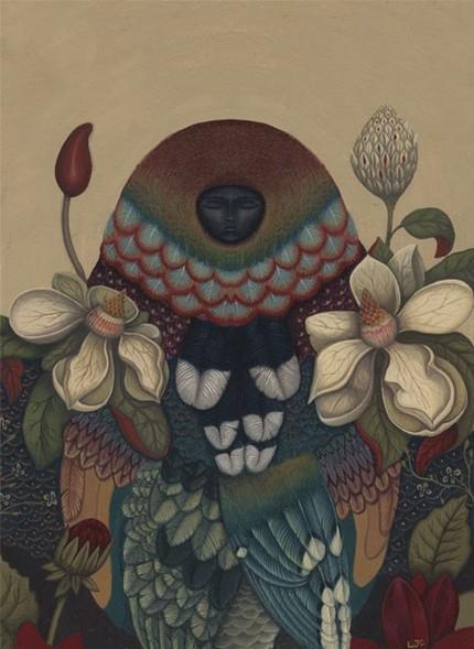 magnolia pods