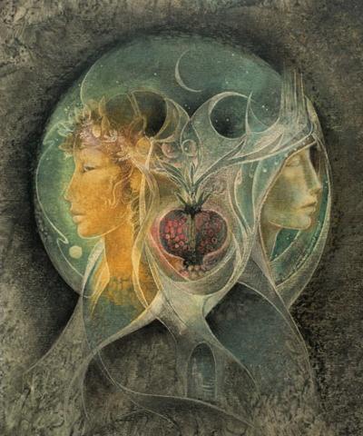 Demeter + Persephone - S.S. Boulet